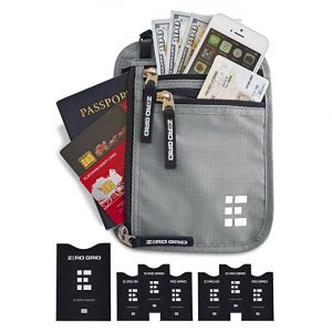 Travel Accessories- RFID - Travel Planning